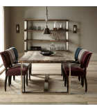 Reclaimed / Industrial Dining Sets